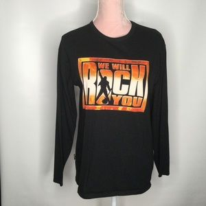 We will rock you official tour top